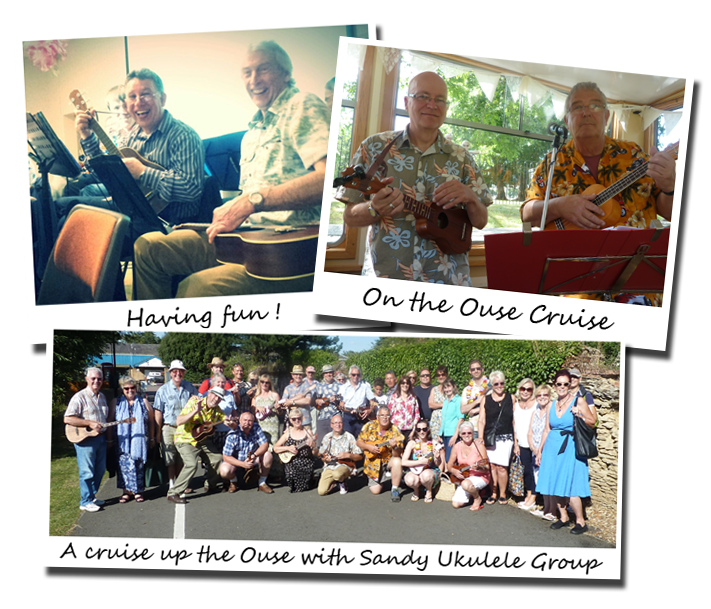 Ukulele Bedford News And Events