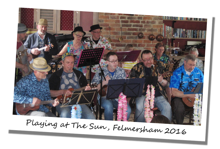 UkuleleBedford at Felmersham